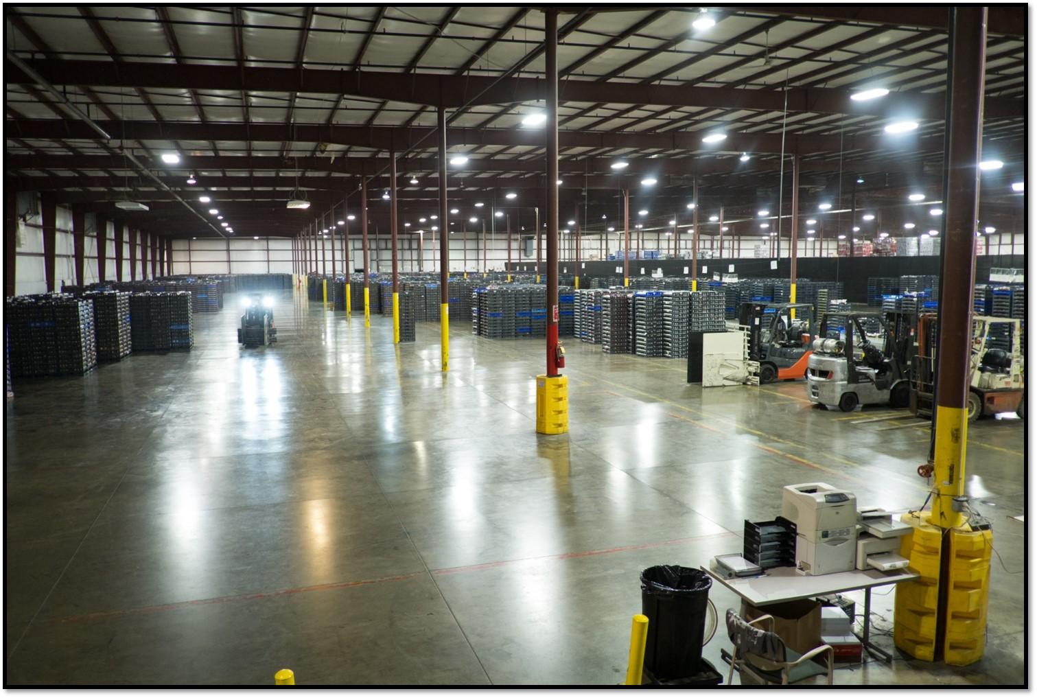 Columbus OH Warehouse