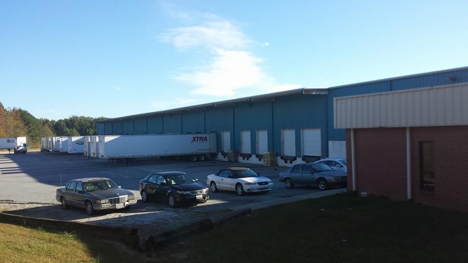 Warehouse and 3PL South Carolina