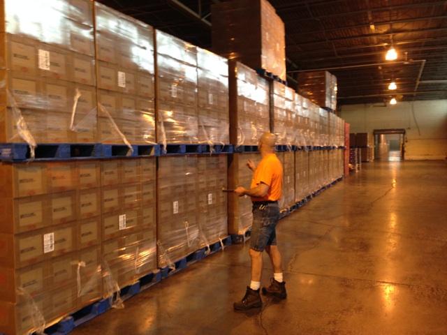Toledo Warehouse
