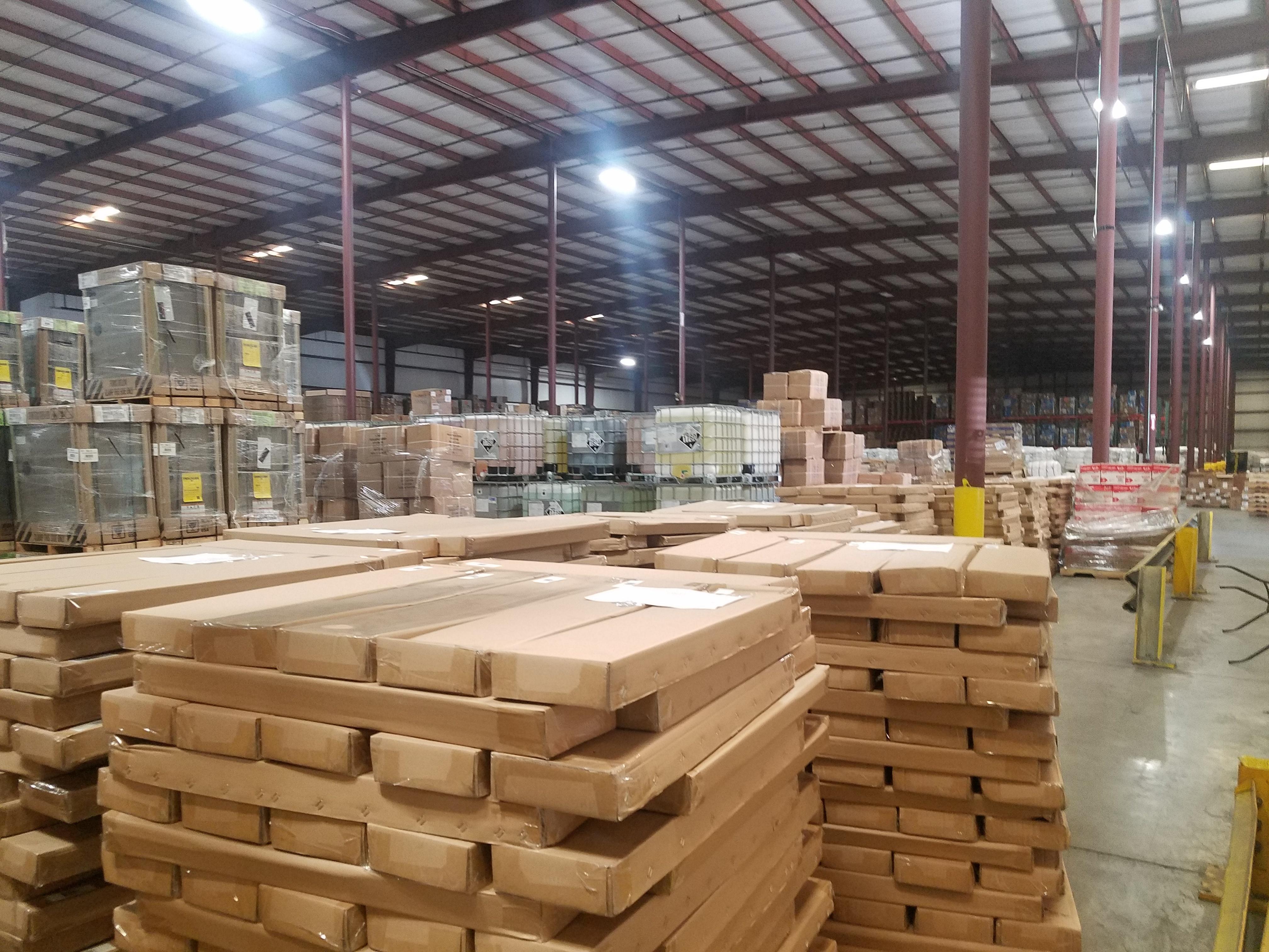 Shared Warehousing Image