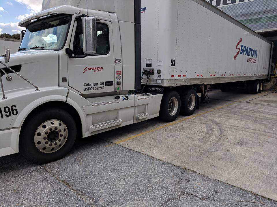 Spartan  Logistics Cross-Docking