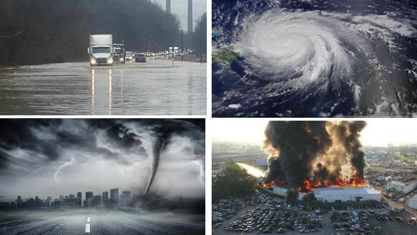 Warehouse Emergency Disaster Plan
