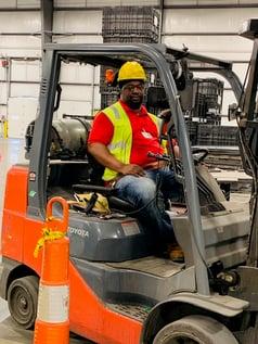 Forklift driver - Laurinburg 12-18