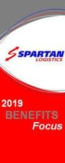 Spartan Logistics Benefits Brochure Cover