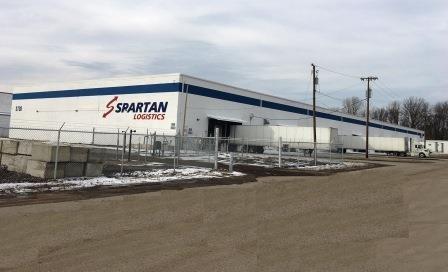 Spartan Logistics Toledo warehouse with fleet.jpg