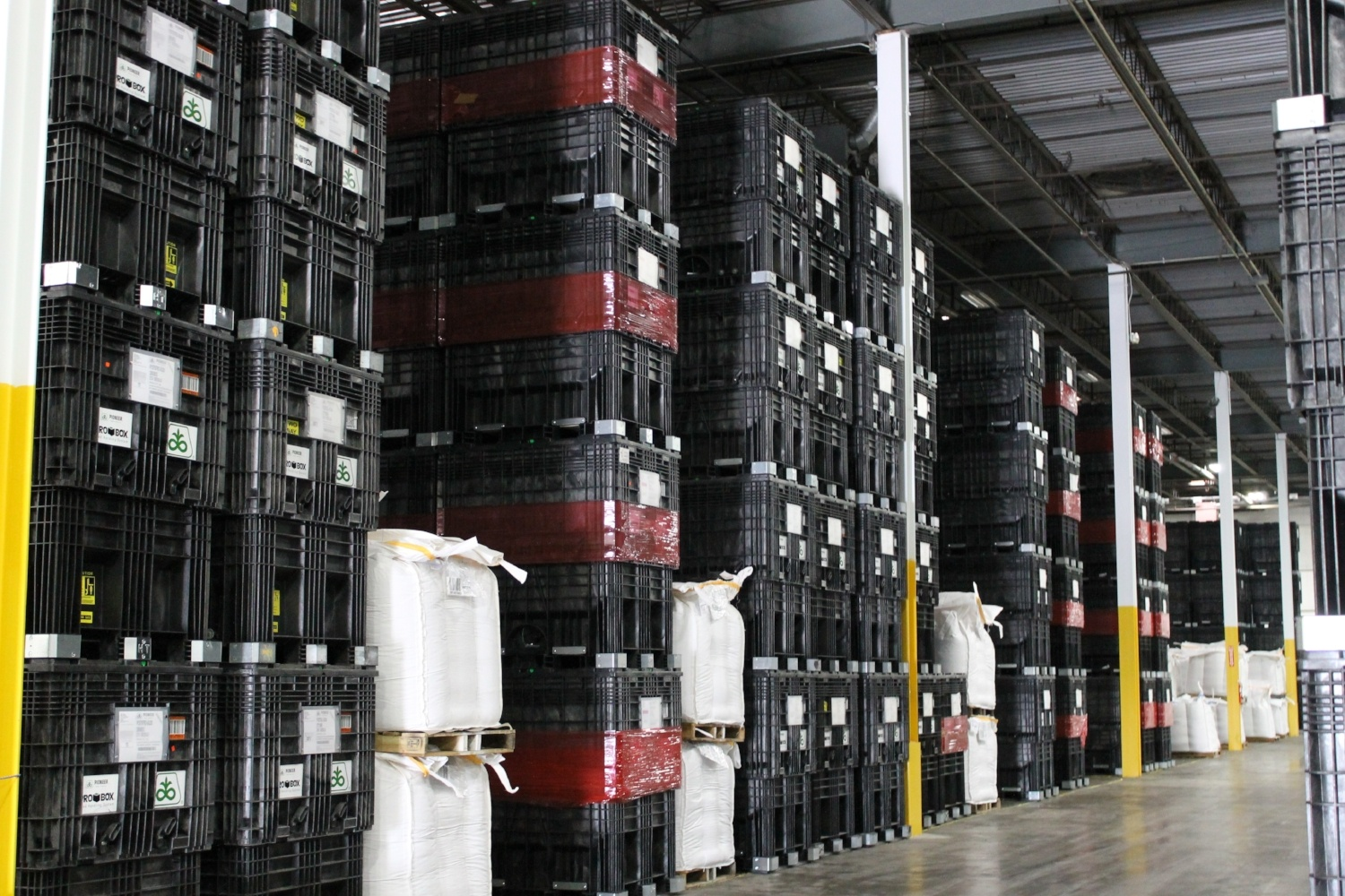 Warehouse Space Indy