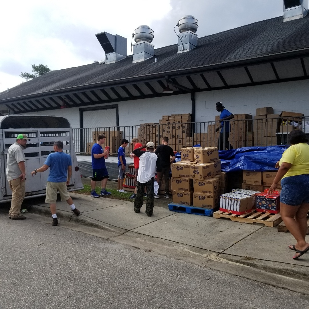 Spartan Logistics Survives Hurricane Florence and Now Deals with Aggressive Mosquitoes