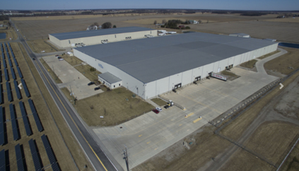 Consider a Logistics Warehouse/RDC in Napoleon, OH