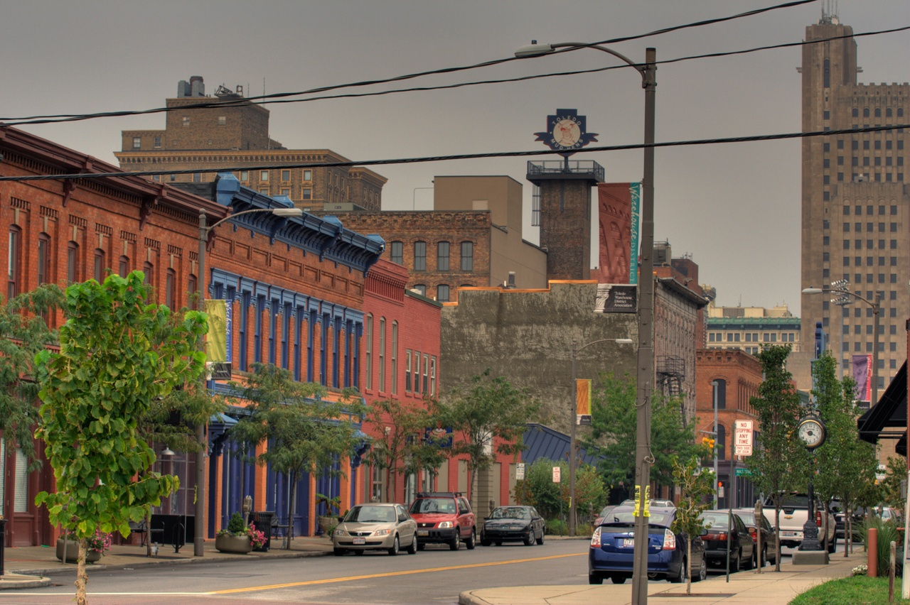 All Roads Lead to Toledo, Ohio