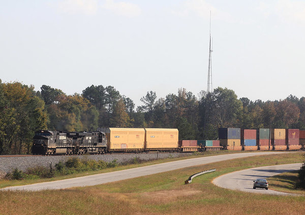 Riding the Rail to Avert Higher Freight Costs